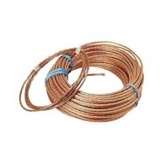 Cable de Terre Cuivre Nu 25mm