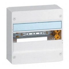 Coffret DRIVIA 13 1 rangee 13 modules REF 401211 LEGRAND