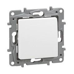 Interrupteur ou va et vient simple NILOE 10ax 250v REF 664701 LEGRAND