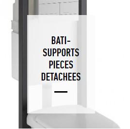 Bati-support liste des pièces détachées
